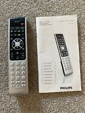 Phillips Universal 'One For All' Remote Control Model SRU 5130/86 & Instructions