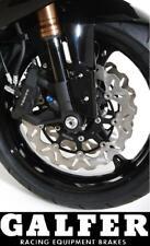 Galfer Wavy Front Brake Discs Wave Rotors BMW S1000RR S 1000 RR HP4 2012-2013