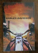 2000 Harley Davidson Sales Brochure