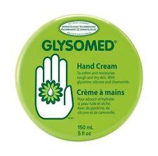 Glysomed Hand Cream Lotion Moisturizing 5 fl oz (150 ml) Jar