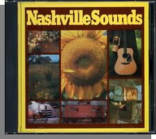 Nashville Sounds - New 1980's Country Hits RCA CD! Willie, Razzy, Dottie, Floyd