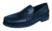 Zapatos informales de hombre Geox de piel color principal negro