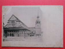 BAR-SUR-AUBE  :  L'Église Saint-Pierre.......Précurseur.