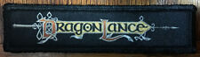 1x4 Dragonlance Morale Patch Tactical Military Army Badge Hook Flag