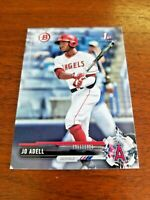 JO ADELL 2017 BOWMAN DRAFT CARD BD-95 LOS ANGELES ANGELS (FIRST ROOKIE)