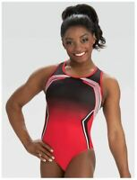 GK Elite GymTek Power Athlete Gymnastics LEOTARD Child Adult Sizes New With Tags