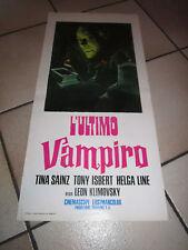 Ultimo Vampiro - Leon Klimovsky - Locandina