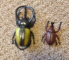 rhinoceros beetle Japan Gashapon Bug kabutomushi