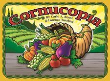 Cornucopia - card board game English Edition 2010 - crop harvest farming market