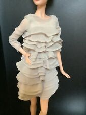 Barbie Signature Collector Juicy Couture gold label Beverly Hills DRESS ONLY