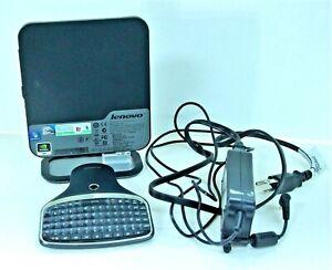 LENOVO IDEACENTRE Q150 4081 SMALLEST DESKTOP COMPUTER WITH REMOTE KEYBOARD