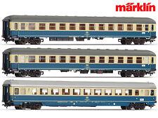 Märklin 43306 H0 IC-Schnellzugwagen-Set der DB ++ NEU & OVP ++