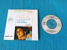 "Valerie Dore - It's so Easy in the Night Cardsleeve 3 Tracks 3"" Inch Cd Ottimo"