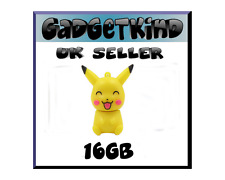 16GB pikachu pokemon Novelty Gift  USB 2.0 flash drive memory stick pen UK STOCK