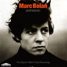 * MARC BOLAN(from the 70's glam rock band T.REX)/PREHISTORIC-THE EARLY RECORDING