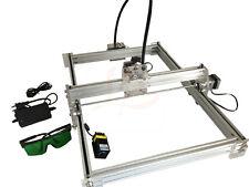 Disassembled 10W laser 10000MW diy metal engraving machine 35*50cm working area