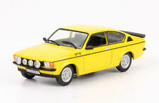 WHITEBOX WHI 268, 1978 OPEL KADETT C GT/E, YELLOW, 1:43 SCALE