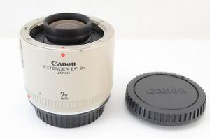 Canon EXTENDER EF 2X AF Teleconverter for EOS EF Mount #210715p