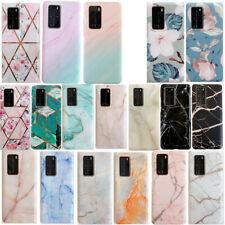 Various Marble Silicone Case Cover For Samsung Galaxy A51 A71 A50 A70 A40 A30S