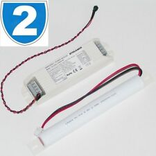 2x DEL 12 V Downlight MR16 Emergency Spot Plafonnier Conversion Module