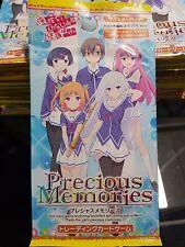Precious Memories TCG - Oreshura - 1 Booster Pack JP