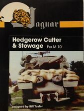Jaguar Models - 1/35 Hedgerow Cutter and Stowage for M10 - JAG63539