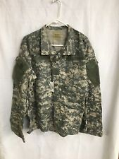 NWT ACU Combat Uniform Shirt Large Short Military Issue Ripstop 50/50