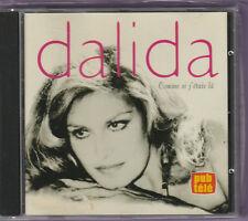 Dalida . Comme si j'étais là . CD pressage Canada . Rare .