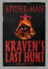 SPIDER-MAN: Kraven's Last Hunt - Marvel Premiere Edition HC Graphic Novel
