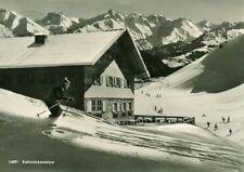 87527 Sonthofen - Sigiswang  Kahlrückenalpe 1950