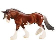 RETIRED Breyer 1716 SBH Phoenix Clydesdale stallion Traditional 1:9 heavy horse