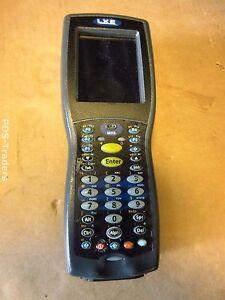 LXE MX8 MX8A2C1B1B1B0ET 32-Keys CE5.0 1D laser Barcode Scanner Reader EX BATTERY