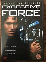 Excessive Force DVD 1993 Violent Action Cop Thriller Film Movie