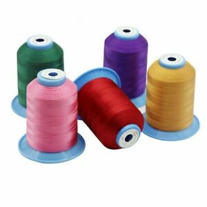 Embroidery Machine Sewing Thread Nylon Stitching Leather String Craft Hand Line
