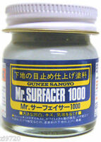 Mr Hobby Surfacer 1000 40ml SF284 Gunze GSI Creos Paint Supply Primer Jar Tool