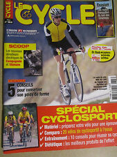 LE CYCLE N°363 : MAI 2007 : SPECIAL CYCLOSPORT - MBK RD 1200 -CAMPAGNOLO SHIMANO