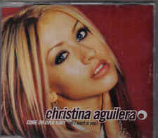 Christina Aguilera-Come On Over Baby cd maxi single