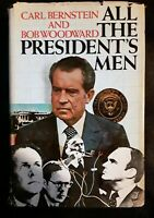 All the President's Men by Bob Woodward and Carl Bernstein (Trade Cloth)