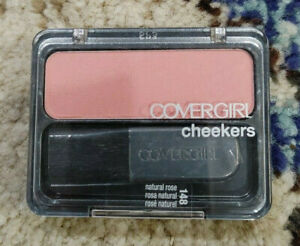 Covergirl Cheekers 148 Natural Rose 0.12 oz New Free Shipping