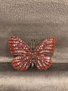 Stunning  Butterfly Style Brooch Pin