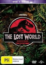 Jurassic Park 2 The Lost World DVD UV PAL Region 4 Aust Post