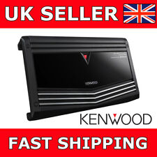 Kenwood KAC-9106D 2000 Watt Mono Class D Car Van Bridgeable Power Sub Amplifier