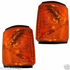 FLEETWOOD PACE ARROW 1991 1992 1993 1994 1995 PARK CORNER LAMPS RV - SET