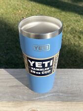 Yeti Pacific Blue 26oz Rambler Stackable Cup New Sold Out Online