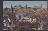 44304) AK Nürnberg Panorama 1919