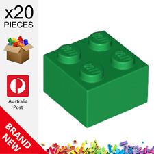 20x LEGO™ 2 x 2 Bricks �� Pick Colour �� 3003 Genuine Brick Parts