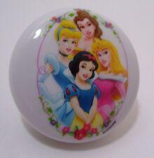 Disney Night Light Princesses Round Hard Plastic Kids Nightlight
