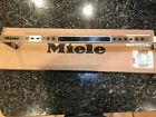 Miele Dishwasher Stainless Switch Panel # 06686720 BRAND NEW!!! photo