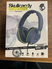 "Skullcandy Skullcrushers""Headphones - Skull New In Box"