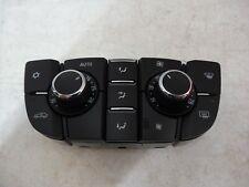 Opel Meriva B  Klimabedienteil 13343707
